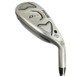 Pre-Owned Ping Golf LH G20 Hybrid (Left Handed)