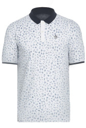 Original Penguin Golf- Clubhouse Printed Polo