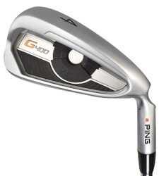 Pre-Owned Ping Golf G400 Irons (9 Iron Set)