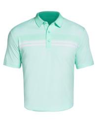 Callaway Golf- Yarn Dyed Birdseye Color Block Polo