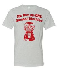 SwingJuice Golf Gumball Machine Short Sleeve T-Shirt