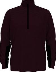 PGA Tour Golf- Lux Touch Quarter Zip Pullover