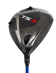 Pre-Owned Titleist Golf LH TS3 Driver (Left Handed)