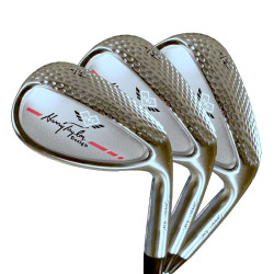 Harry Taylor Design H.T 405 Widesole Dimple Series 3-Wedge Set