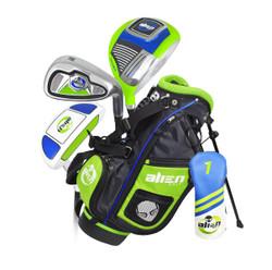 Alien Golf LH Junior 5 Piece Set Ages 3-5 (Left Handed)