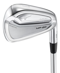 Pre-Owned Mizuno Golf MP-20 MMC/ MP-20 MB Combo Irons (7 Iron Set)