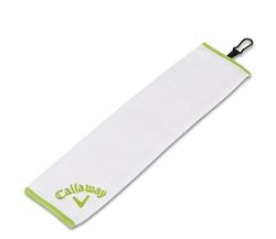 Callaway Golf Ladies Tri-Fold Towel