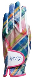 Glove It Golf- Ladies LLH Plaid Sorbet Glove