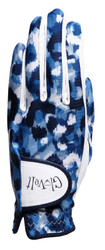 Glove It Golf- Ladies LLH Blue Leopard Glove