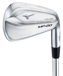 Pre-Owned Mizuno Golf MP-20 HMB/MB Combo Iron (8 Iron Set)
