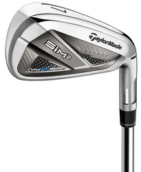 TaylorMade Golf- SIM2 Max Irons Graphite (7 Iron Set)