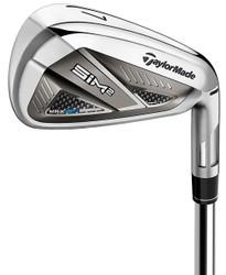 TaylorMade Golf- SIM2 Max Irons Graphite (7 Iron Set)