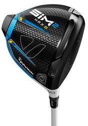 TaylorMade Golf- LH SIM2 Max D Driver (Left Handed)