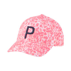 Puma Golf- Ladies Animal P Adjustable Cap