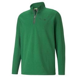 Puma Golf- First Mile Flash 1/4 Zip Pullover
