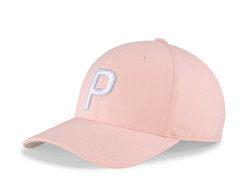 Puma Golf- Ladies P Adjustable Cap