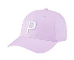 Puma Golf- Ladies P Adjustable Cap