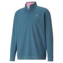Puma Golf- AP Cloudspun Clubhouse 1/4 Zip