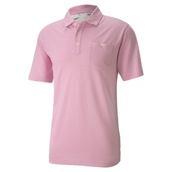 Puma Golf- Signature Pocket Polo
