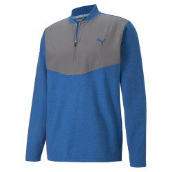 Puma Golf- Cloudspun Stlth 1/4 Zip Pullover