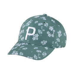 Puma Golf- Ladies Floral Adjustable Cap