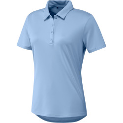 Adidas Golf- Ladies Primegreen Performance Polo