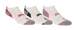 Puma Golf- Ladies Pounce Low Cut Socks (3 Pack)