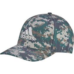 Adidas Golf- Tour Camo Print Hat