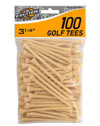 "Ray Cook Golf- 3 1/4"" Tees (100 Pack)"