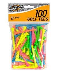 "Ray Cook Golf- 2 3/4"" Tees (100 Pack)"