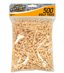 "Ray Cook Golf- 2 3/4"" Tees (500 Pack)"
