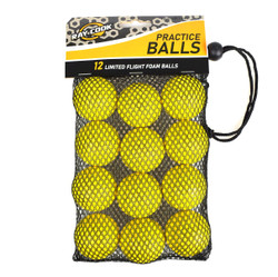 Ray Cook Golf- Foam Practice Balls (12 Pack)