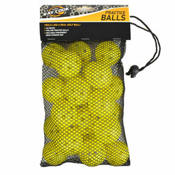 Ray Cook Golf- Plastic Practice Balls (24 Pack)