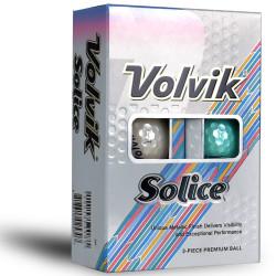 Volvik Solice Golf Balls [6-Pack]