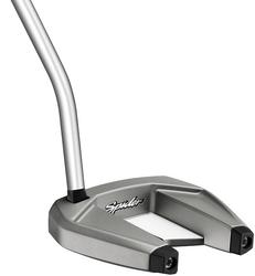 TaylorMade Golf- Spider SR Platinum/White Single Bend Putter