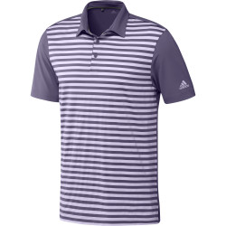 Adidas Golf- Ultimate365 Stripe Polo