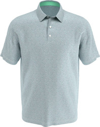 Callaway Golf- Allover Geo Printed Polo