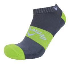 Callaway Golf 6-Pack Swami Low Cut Socks Assorted