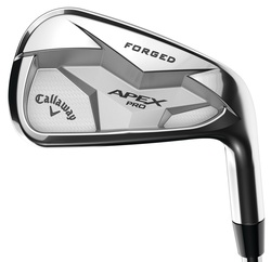 Pre-Owned Callaway Golf Apex Pro 2019 Irons (6 Iron Set)