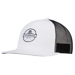 TaylorMade Golf- California Trucker Flatbill Hat
