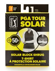 PGA Tour Golf- UPF50 Solar Block Shrug