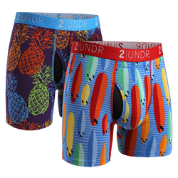 2UNDR Golf- Swing Shift Boxer Brief (2 Pack)
