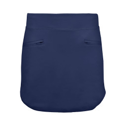 Etonic Golf- Ladies Solid Zipper Skort
