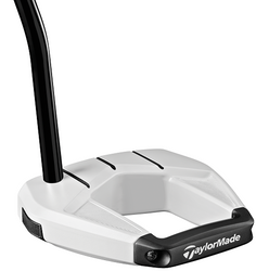 Pre-Owned TaylorMade Golf Spider S Chalk Single Bend Putter