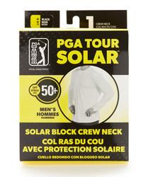 PGA Tour Golf- Solar Block Long Sleeve Shirt