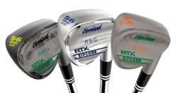 Cleveland Golf- RTX ZipCore Custom Wedge