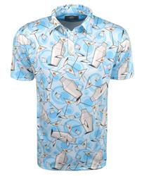 Loudmouth Golf- Fancy Partini Shirt