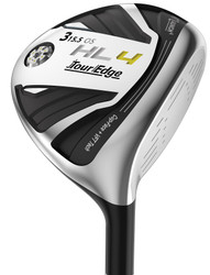 Pre-Owned Tour Edge Golf LH Ladies Hot Launch HL4 Draw Fairway Wood (Left Handed)