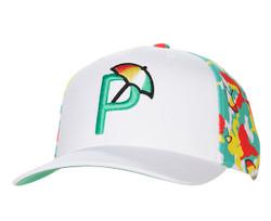 Puma Golf- API Camo P 110 Snapback Cap