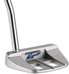 TaylorMade Golf- LH TP Hydro Blast DuPage Single Bend Putter (Left Handed)